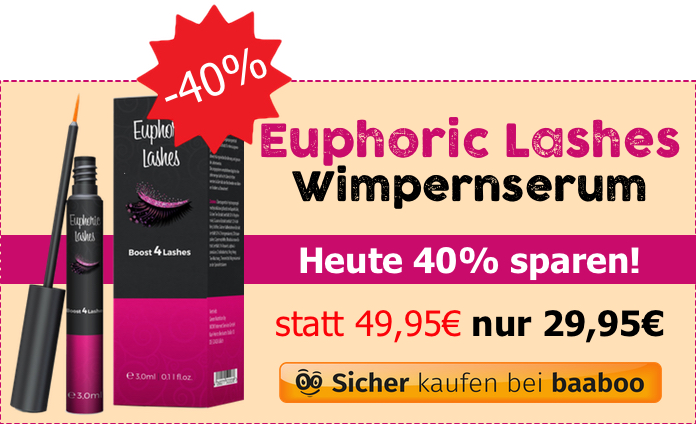 Euphoric Lashes 40% (Markt-Checker)