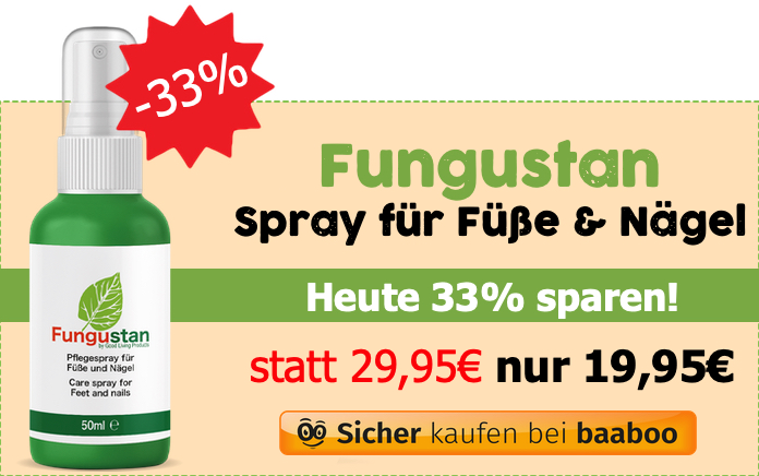 Fungustan Spray 33% (Markt-Checker)