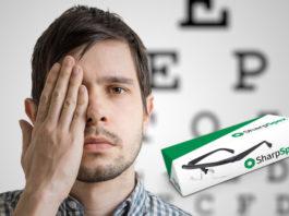 SharpSpex Notfallbrille