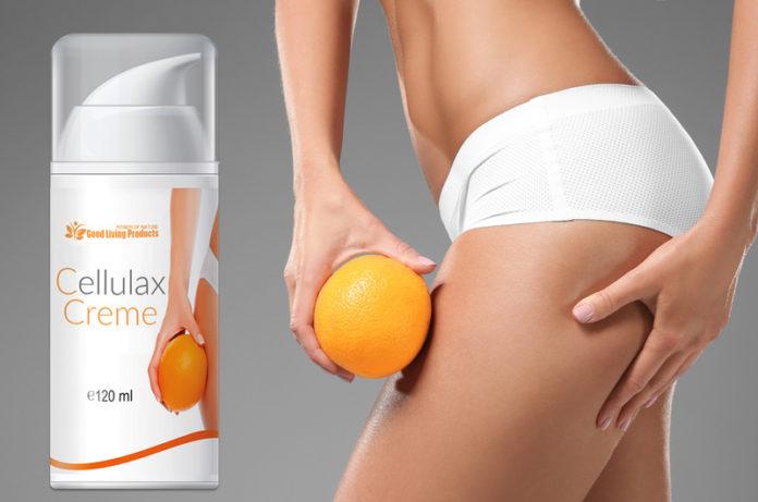 Cellulax Creme gegen Cellulite
