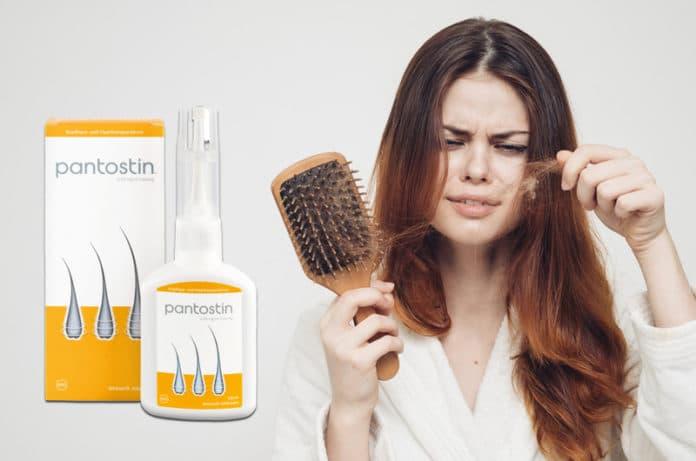 Pantostin Lösung gegen Haarausfall
