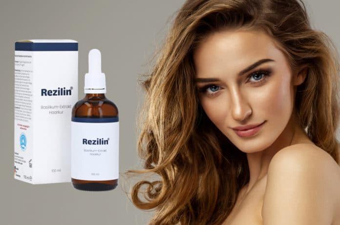 Rezilin Haarwuchsmittel mit Basilkum