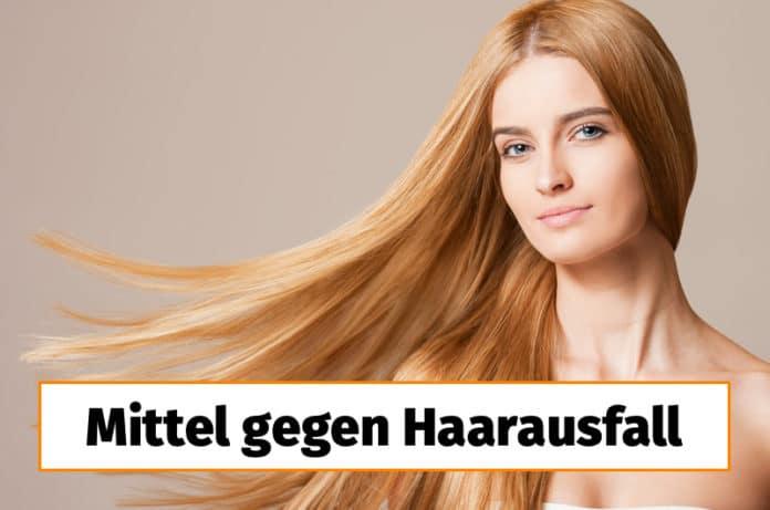 Mittel gegen Haarausfall im Test