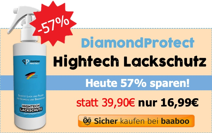 DiamondProtect Lackschutz (Markt-Checker)