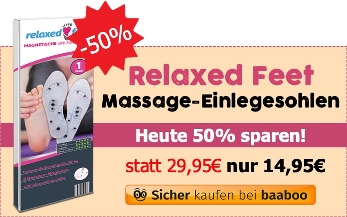 Relaxed Feet (Markt-Checker)