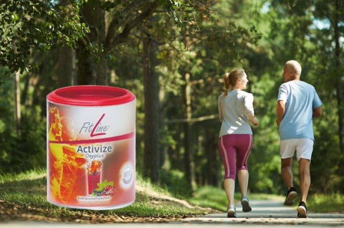 fitline activize oxyplus energie