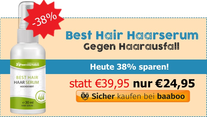 Best Hair Haarserum 38% (Markt-Checker)